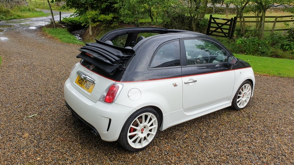 RESERVE LOWERED - 2011 Abarth 500C Esseesse For Sale (picture 19 of 93)