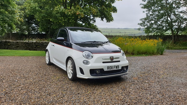 RESERVE LOWERED - 2011 Abarth 500C Esseesse For Sale (picture 5 of 93)
