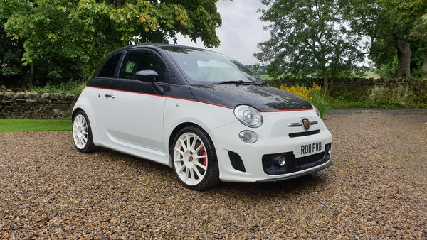 RESERVE LOWERED - 2011 Abarth 500C Esseesse For Sale (picture 23 of 93)