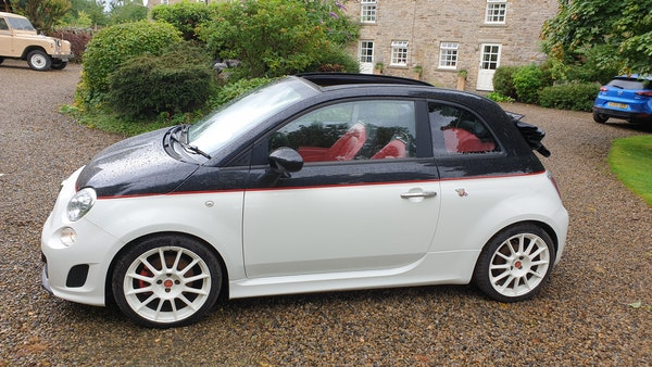 RESERVE LOWERED - 2011 Abarth 500C Esseesse For Sale (picture 22 of 93)