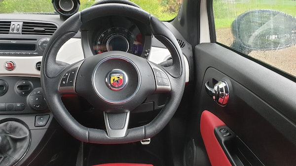 RESERVE LOWERED - 2011 Abarth 500C Esseesse For Sale (picture 33 of 93)