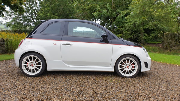 RESERVE LOWERED - 2011 Abarth 500C Esseesse For Sale (picture 7 of 93)