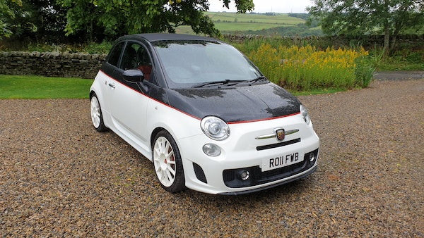 RESERVE LOWERED - 2011 Abarth 500C Esseesse For Sale (picture 24 of 93)