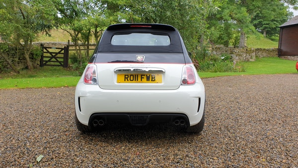 RESERVE LOWERED - 2011 Abarth 500C Esseesse For Sale (picture 11 of 93)