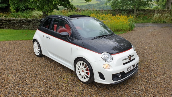 RESERVE LOWERED - 2011 Abarth 500C Esseesse For Sale (picture 16 of 93)