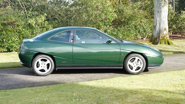 1999 Fiat Coupe Turbo 20v For Sale (picture 4 of 24)