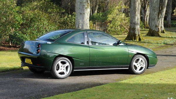 1999 Fiat Coupe Turbo 20v For Sale (picture 5 of 24)