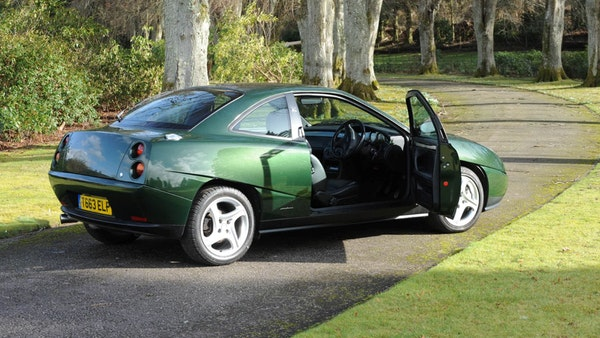 1999 Fiat Coupe Turbo 20v For Sale (picture 10 of 24)