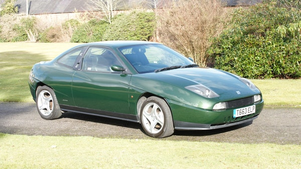 1999 Fiat Coupe Turbo 20v For Sale (picture 3 of 24)