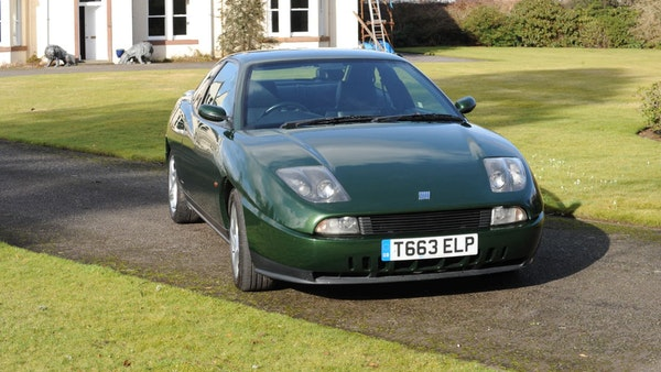 1999 Fiat Coupe Turbo 20v For Sale (picture 1 of 24)