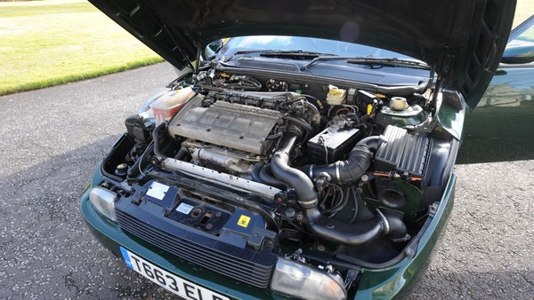 1999 Fiat Coupe Turbo 20v For Sale (picture 23 of 24)