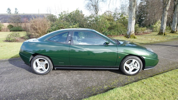 1999 Fiat Coupe Turbo 20v For Sale (picture 6 of 24)