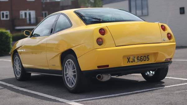 RESERVE LOWERED - 1995 Fiat Coupe 16V For Sale (picture 13 of 204)
