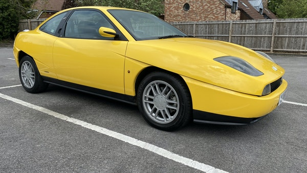 RESERVE LOWERED - 1995 Fiat Coupe 16V For Sale (picture 6 of 204)