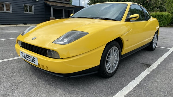 RESERVE LOWERED - 1995 Fiat Coupe 16V For Sale (picture 5 of 204)
