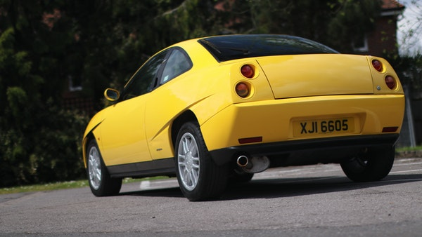 RESERVE LOWERED - 1995 Fiat Coupe 16V For Sale (picture 14 of 204)