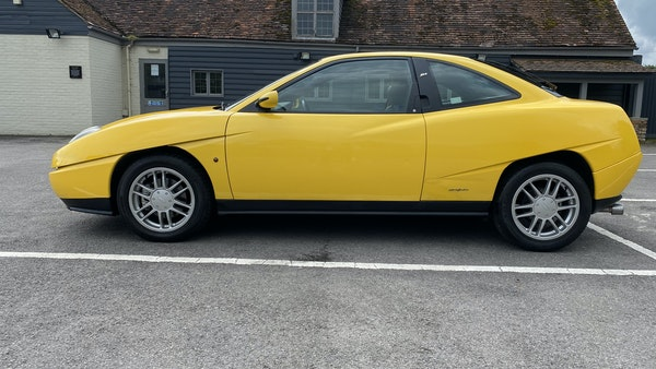 RESERVE LOWERED - 1995 Fiat Coupe 16V For Sale (picture 15 of 204)