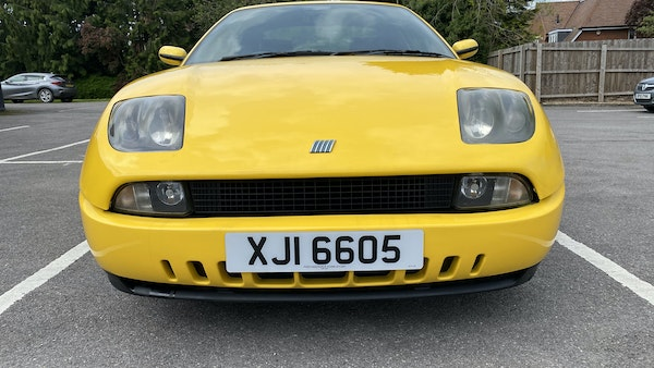 RESERVE LOWERED - 1995 Fiat Coupe 16V For Sale (picture 8 of 204)