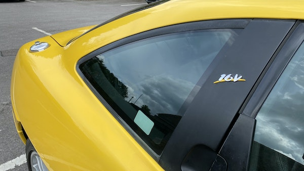 RESERVE LOWERED - 1995 Fiat Coupe 16V For Sale (picture 42 of 204)