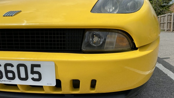 RESERVE LOWERED - 1995 Fiat Coupe 16V For Sale (picture 18 of 204)