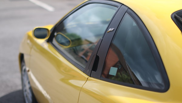 RESERVE LOWERED - 1995 Fiat Coupe 16V For Sale (picture 187 of 204)