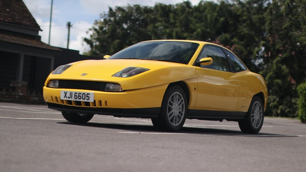 RESERVE LOWERED - 1995 Fiat Coupe 16V For Sale (picture 4 of 204)