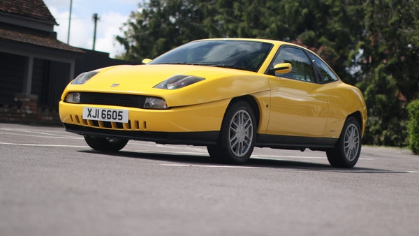 RESERVE LOWERED - 1995 Fiat Coupe 16V For Sale (picture 1 of 204)