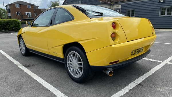 RESERVE LOWERED - 1995 Fiat Coupe 16V For Sale (picture 12 of 204)