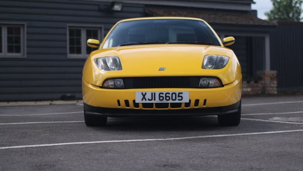 RESERVE LOWERED - 1995 Fiat Coupe 16V For Sale (picture 7 of 204)