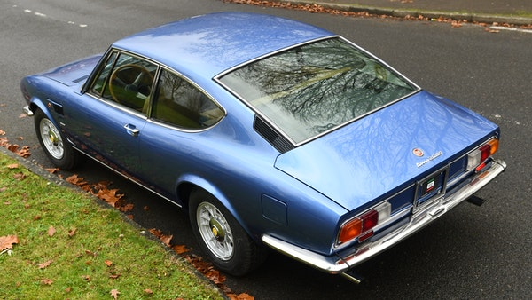 RESERVE LOWERED - 1971 Fiat Dino 2400 Coupe For Sale (picture 13 of 108)