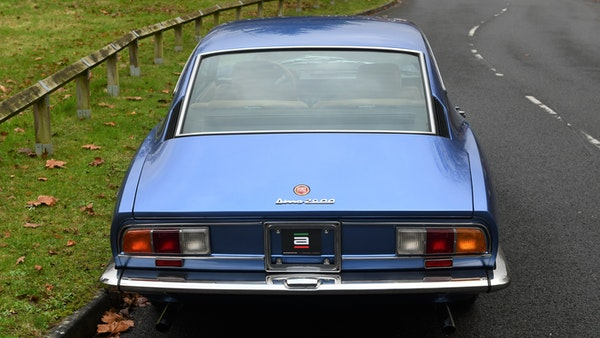 RESERVE LOWERED - 1971 Fiat Dino 2400 Coupe For Sale (picture 12 of 108)