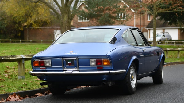 RESERVE LOWERED - 1971 Fiat Dino 2400 Coupe For Sale (picture 14 of 108)