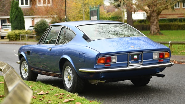 RESERVE LOWERED - 1971 Fiat Dino 2400 Coupe For Sale (picture 11 of 108)