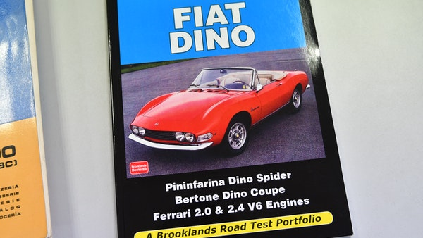 RESERVE LOWERED - 1971 Fiat Dino 2400 Coupe For Sale (picture 92 of 108)