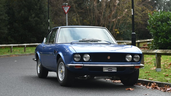 RESERVE LOWERED - 1971 Fiat Dino 2400 Coupe For Sale (picture 4 of 108)