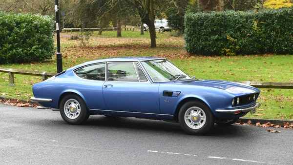 RESERVE LOWERED - 1971 Fiat Dino 2400 Coupe For Sale (picture 10 of 108)