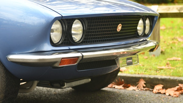 RESERVE LOWERED - 1971 Fiat Dino 2400 Coupe For Sale (picture 50 of 108)