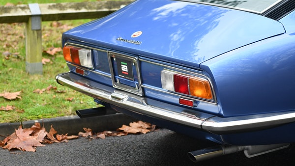 RESERVE LOWERED - 1971 Fiat Dino 2400 Coupe For Sale (picture 51 of 108)
