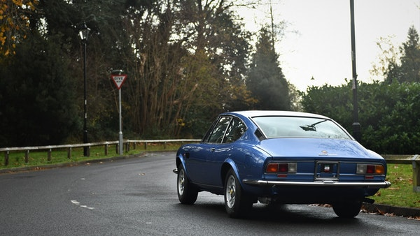 RESERVE LOWERED - 1971 Fiat Dino 2400 Coupe For Sale (picture 16 of 108)