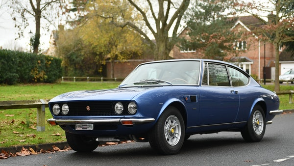 RESERVE LOWERED - 1971 Fiat Dino 2400 Coupe For Sale (picture 1 of 108)