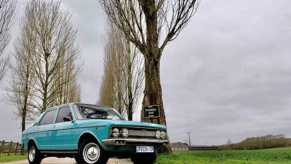 1975 Fiat 132 1800 GLS For Sale (picture 19 of 95)