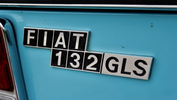 1975 Fiat 132 1800 GLS For Sale (picture 59 of 95)