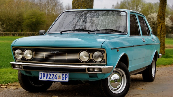 1975 Fiat 132 1800 GLS For Sale (picture 9 of 95)
