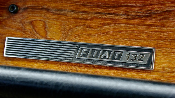 1975 Fiat 132 1800 GLS For Sale (picture 44 of 95)