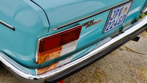 1975 Fiat 132 1800 GLS For Sale (picture 84 of 95)