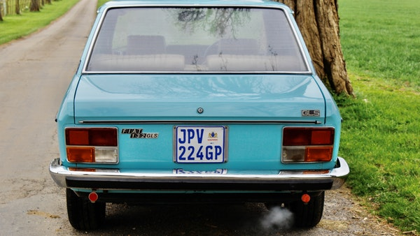 1975 Fiat 132 1800 GLS For Sale (picture 4 of 95)