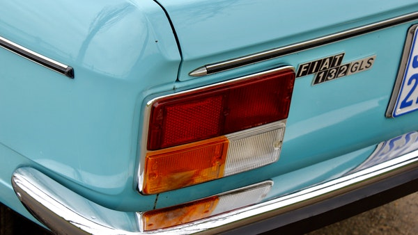 1975 Fiat 132 1800 GLS For Sale (picture 62 of 95)