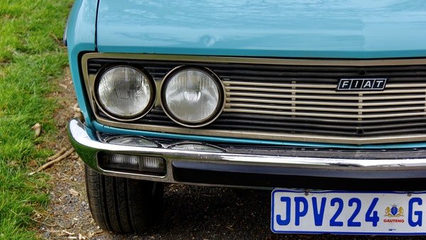 1975 Fiat 132 1800 GLS For Sale (picture 88 of 95)