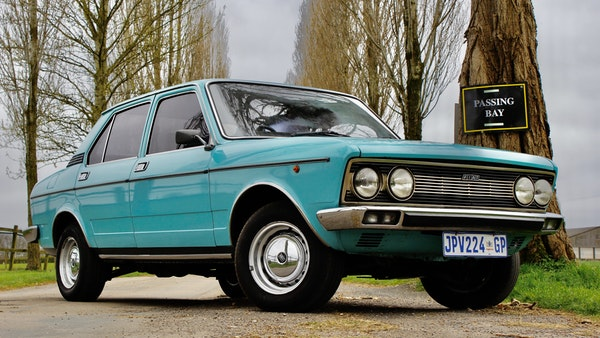 1975 Fiat 132 1800 GLS For Sale (picture 18 of 95)