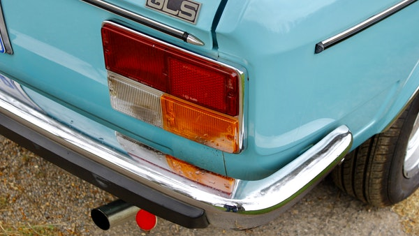 1975 Fiat 132 1800 GLS For Sale (picture 82 of 95)
